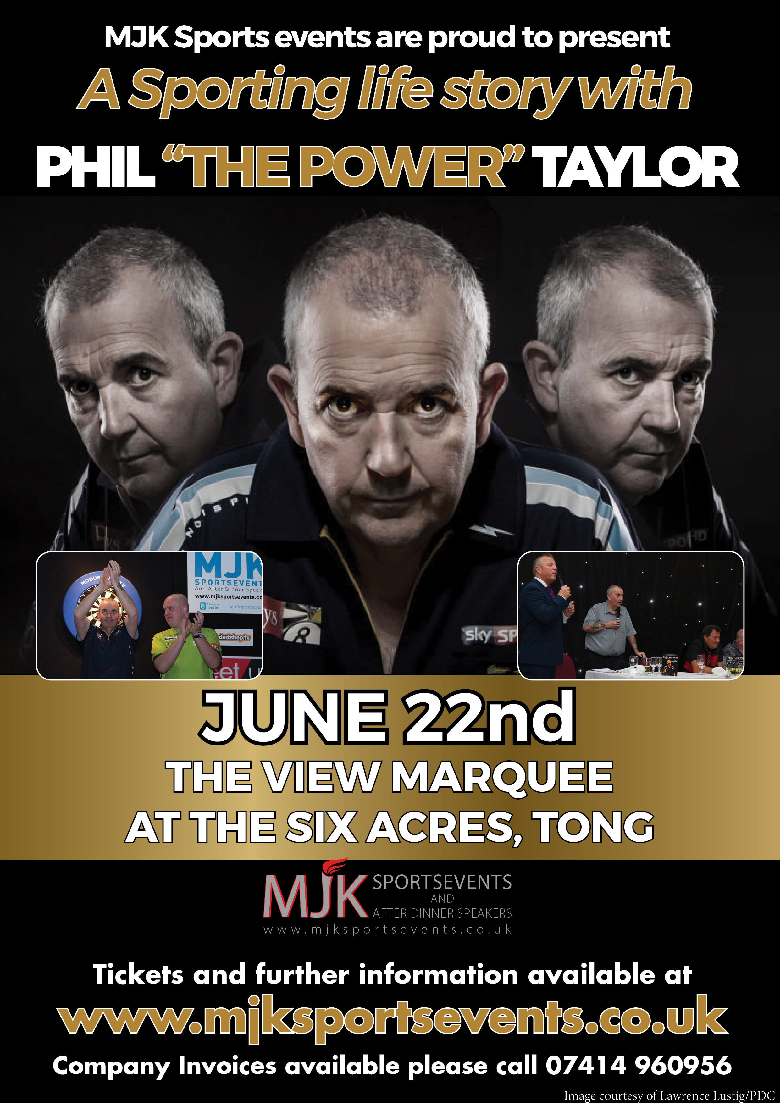 Phil Taylor Sporting Life Story