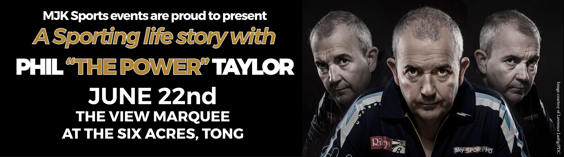 Phil Taylor Sporting Life Stories