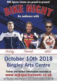 Bike Night Bingley