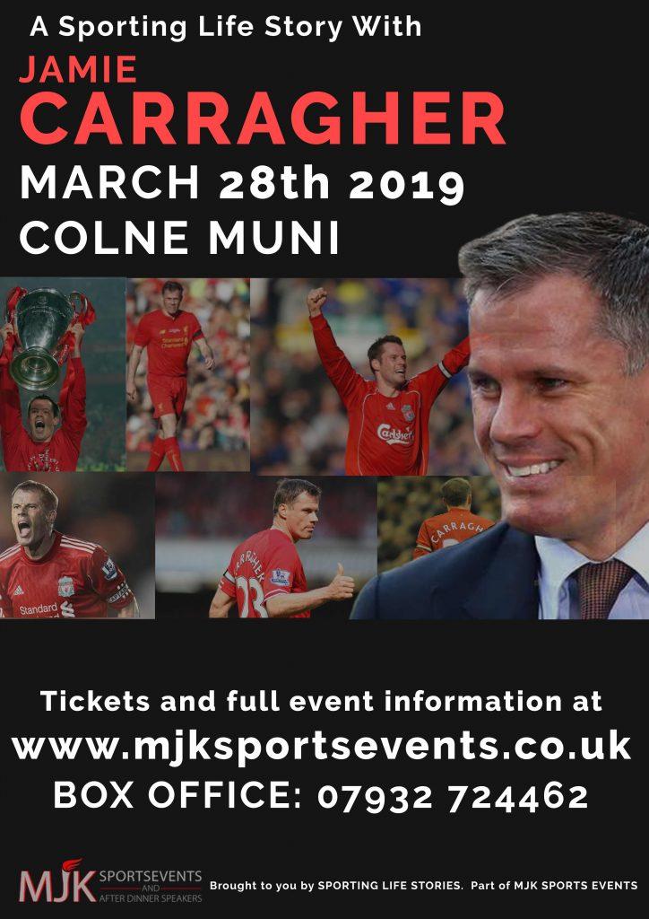 MJK Sports Events