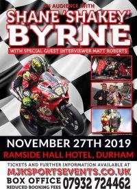 Shakey Bryne Durham