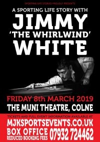 Jimmy White Colne Muni