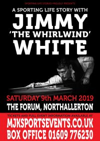 Jimmy White Northallerton