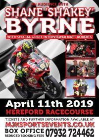 Shakey Byrne Hereford