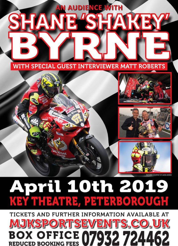 Shakey Byrne Peterborough