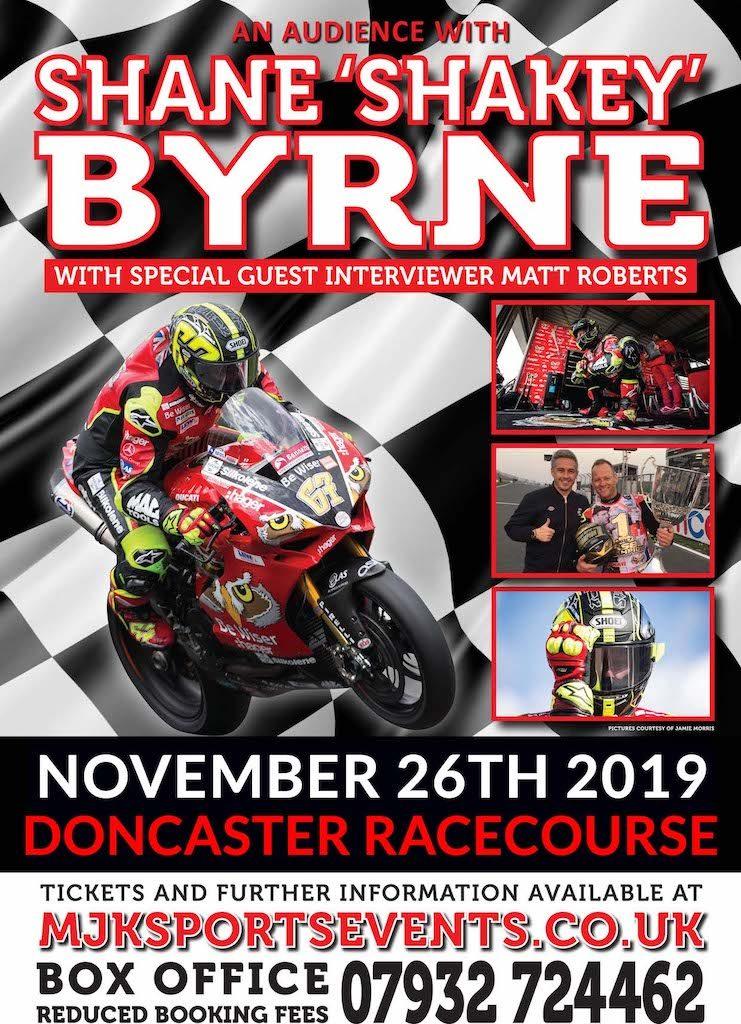 Shakey Bryne Doncaster