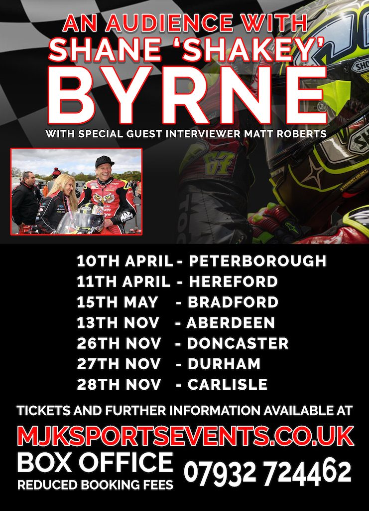 Shakey Byrne Peterborough