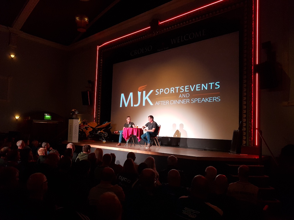John McGuinness Southampton - MJK Sports Events & After Dinner Speakers