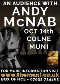 Andy McNAB Colne Muni
