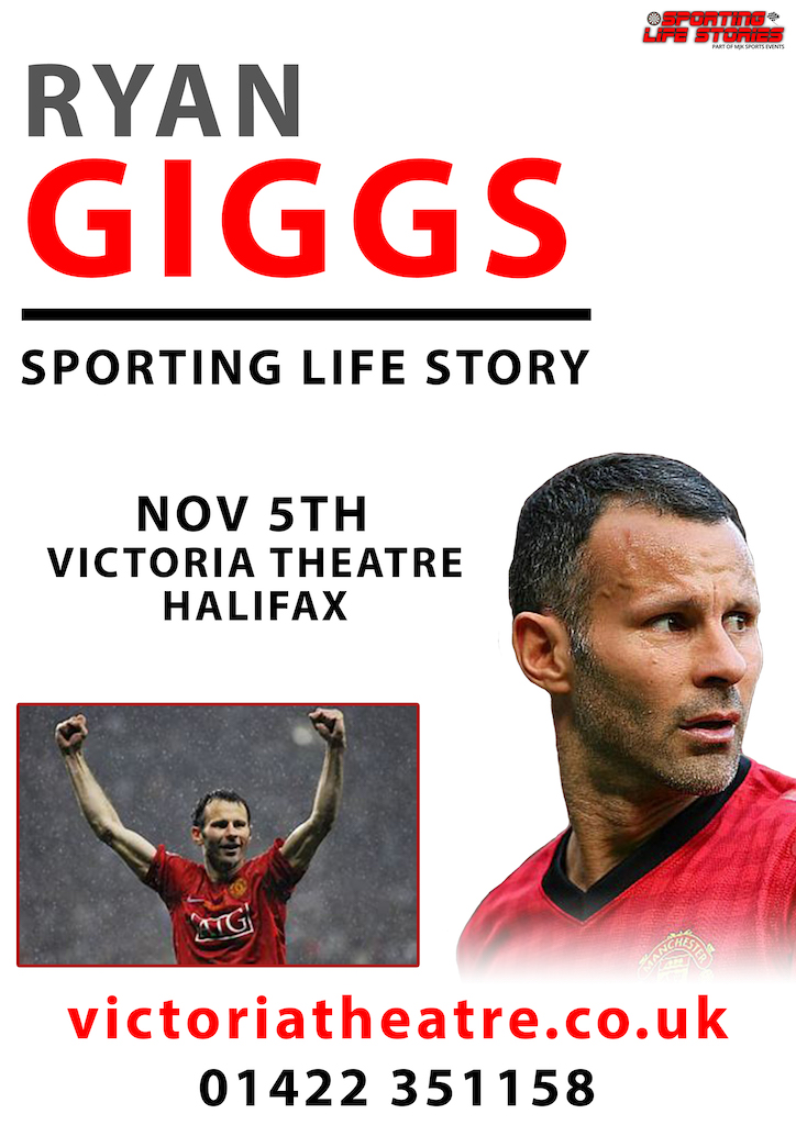 Ryan Giggs Halifax
